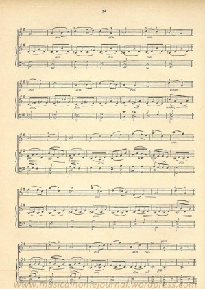 Cradle Song by Henry Tolhurst Page 2