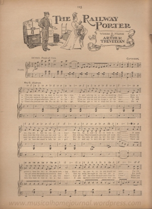 The Railway Porter by Arthur Trevelyan Page 1